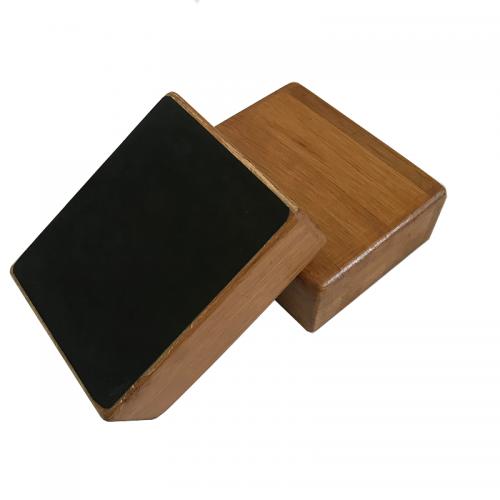 Кубики для эквилибра с резиновым покрытием