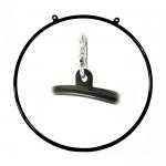 Воздушное кольцо на 2 крепления для воздушной гимнастики и акробатики цирковой реквизит