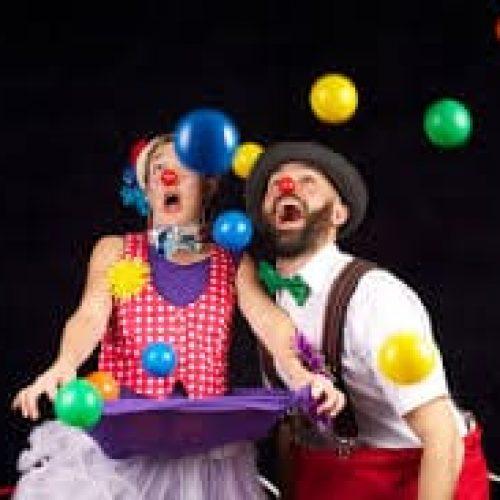 Жонгляж \ Juggling