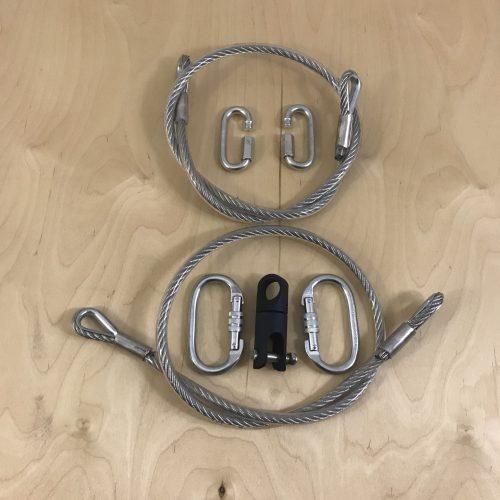 набор для подвески воздушного кольца