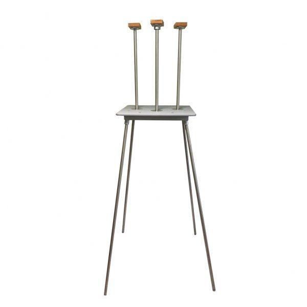 стіл для єквілібру або каучуку цирковий реквізит