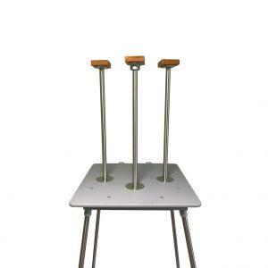 стол для эквилибра с тростями цирковой реквизит